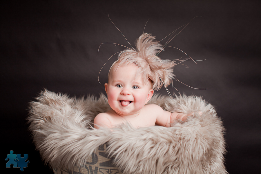 Baby Photoshoot Studio